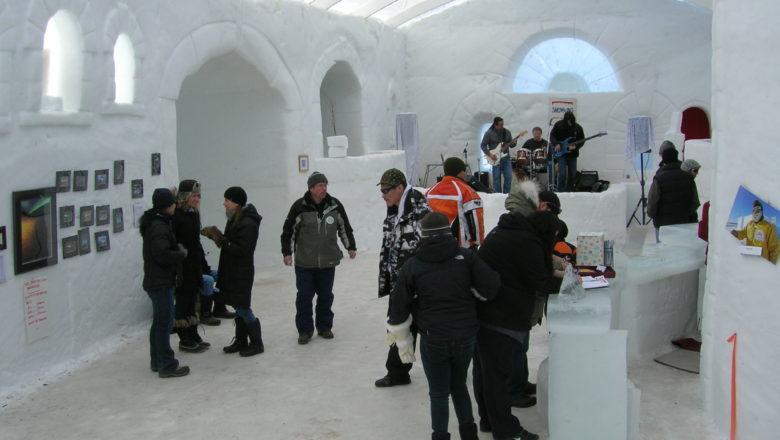 Funk69 @ Ice Castle 2010 1